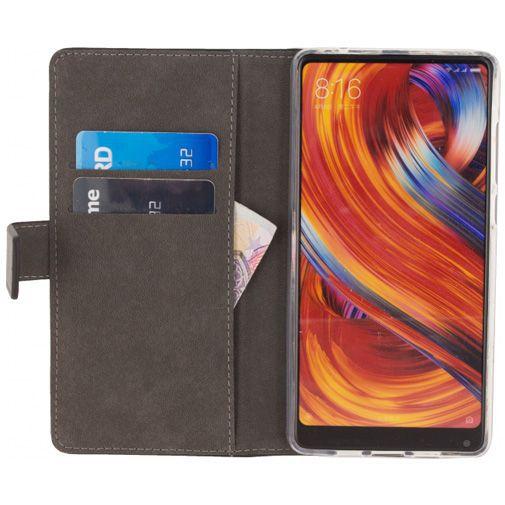 Mobilize Classic Gelly Wallet Book Case Black Xiaomi Mi Mix 2