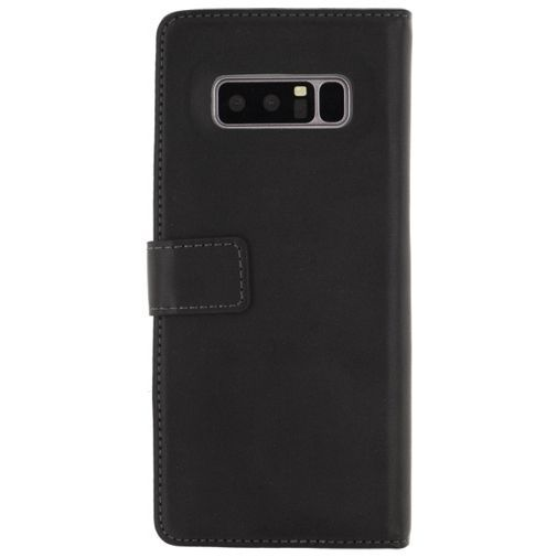 Productafbeelding van de Mobilize Classic Gelly Wallet Book Case Black Samsung Galaxy Note 8