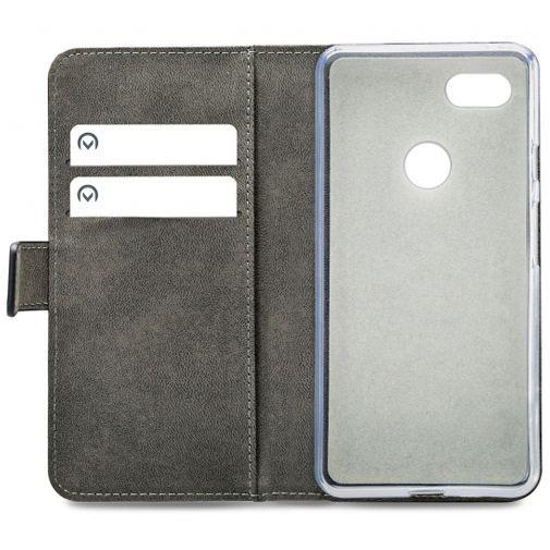 Productafbeelding van de Mobilize Classic Gelly Wallet Book Case Black Google Pixel 3 XL