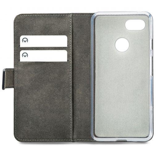 Productafbeelding van de Mobilize Classic Gelly Wallet Book Case Black Google Pixel 3
