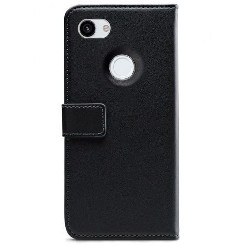Produktimage des Mobilize Classic Gelly Wallet Book Case Schwarz Google Pixel 3a