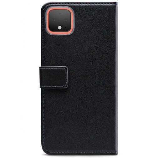 Produktimage des Mobilize Classic Gelly Wallet Book Case Schwarz Google Pixel 4