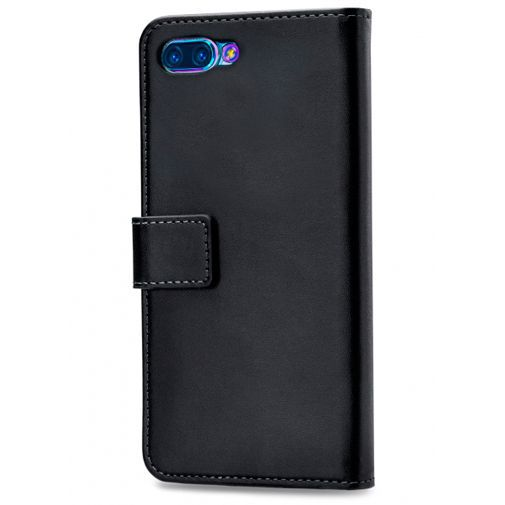Produktimage des Mobilize Classic Gelly Wallet Book Case Schwarz Honor 10