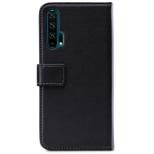 Produktimage des Mobilize Classic Gelly Wallet Book Case Schwarz Honor 20 Pro