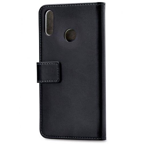 Produktimage des Mobilize Classic Gelly Wallet Book Case Schwarz Honor 8X