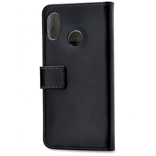 Produktimage des Mobilize Classic Gelly Wallet Book Case Schwarz HTC U12 Life
