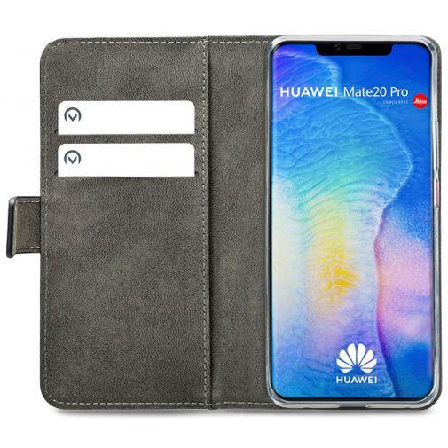 Productafbeelding van de Mobilize Classic Gelly Wallet Book Case Black Huawei Mate 20 Pro