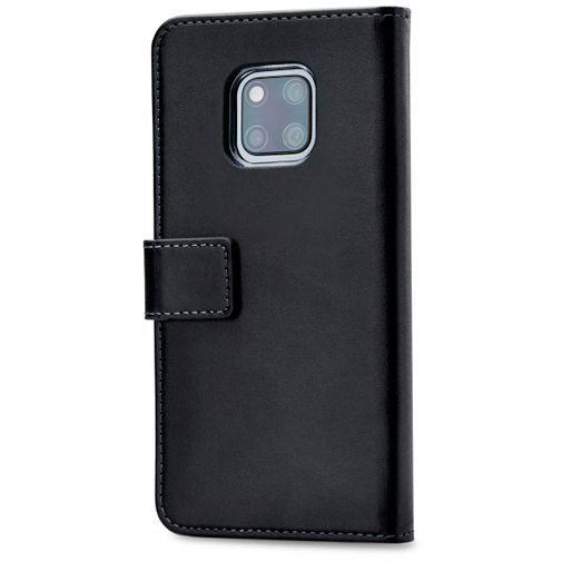 Produktimage des Mobilize Classic Gelly Wallet Book Case Schwarz Huawei Mate 20 Pro