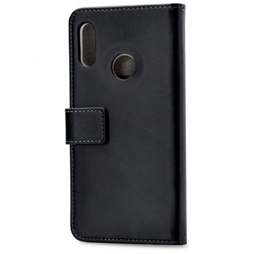 Produktimage des Mobilize Classic Gelly Wallet Book Case Schwarz Huawei P Smart (2019)/Honor 10 Lite