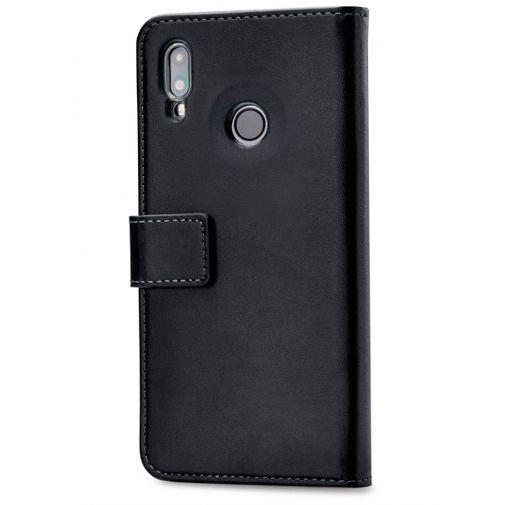 Productafbeelding van de Mobilize Classic Gelly Wallet Book Case Black Huawei P Smart+/Huawei Nova 3i