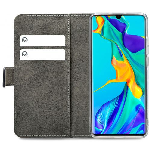 Produktimage des Mobilize Classic Gelly Wallet Book Case Schwarz Huawei P30 Pro