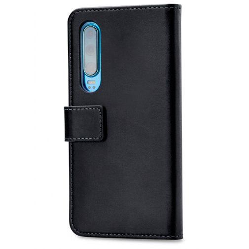 Produktimage des Mobilize Classic Gelly Wallet Book Case Schwarz Huawei P30