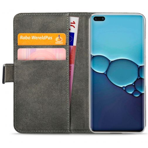 Productafbeelding van de Mobilize Classic Gelly Wallet Book Case Black Huawei P40 Pro+