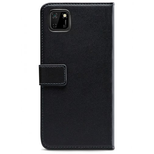 Productafbeelding van de Mobilize Classic Gelly Wallet Book Case Black Huawei Y5p