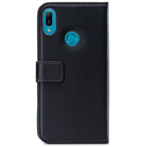 Productafbeelding van de Mobilize Classic Gelly Wallet Book Case Black Huawei Y6 (2019)