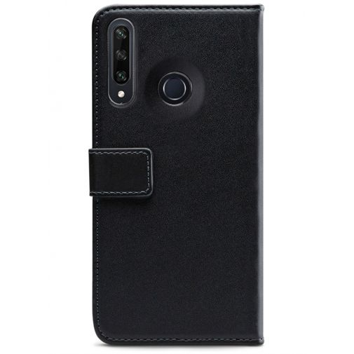 Productafbeelding van de Mobilize Classic Gelly Wallet Book Case Black Huawei Y6P