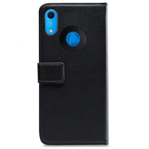 Productafbeelding van de Mobilize Classic Gelly Wallet Book Case Black Huawei Y6S
