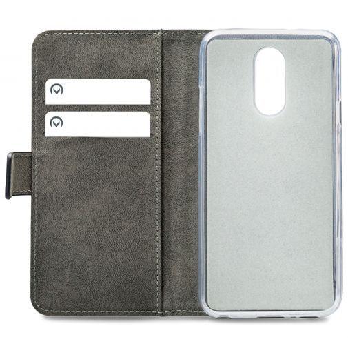 Produktimage des Mobilize Classic Gelly Wallet Book Case Schwarz LG Q7