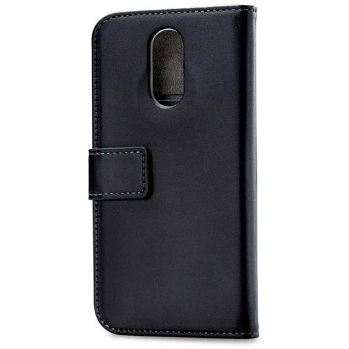 Productafbeelding van de Mobilize Classic Gelly Wallet Book Case Black LG Q7