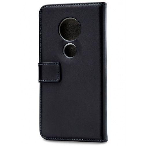 Productafbeelding van de Mobilize Classic Gelly Wallet Book Case Black Motorola Moto E5/G6 Play