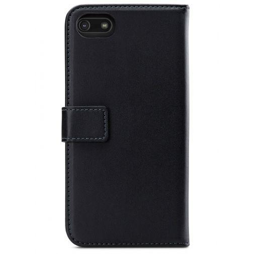 Productafbeelding van de Mobilize Classic Gelly Wallet Book Case Black Motorola Moto E6 Play