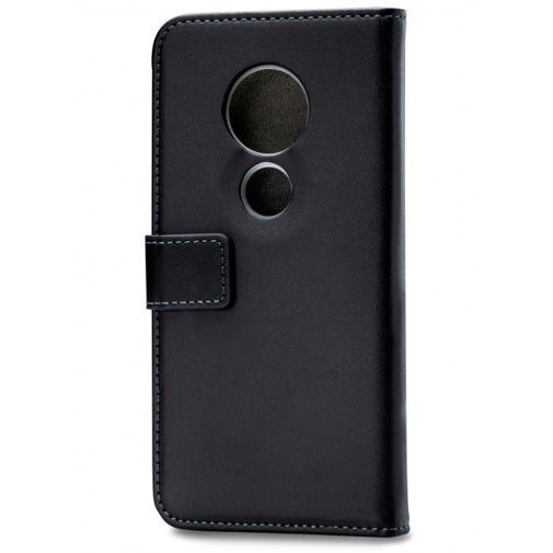 Productafbeelding van de Mobilize Classic Gelly Wallet Book Case Black Motorola Moto G6 Play