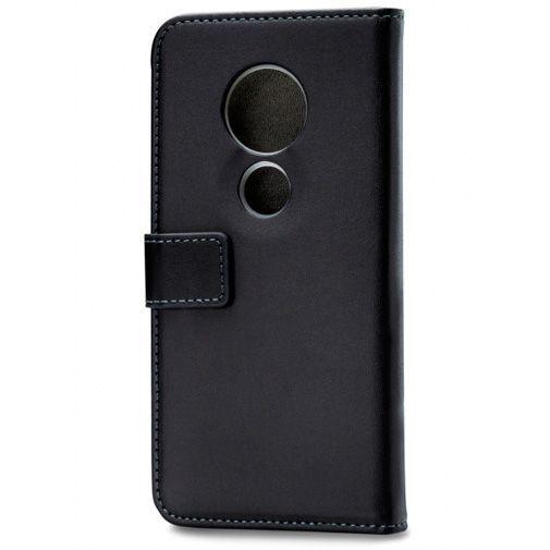 Produktimage des Mobilize Classic Gelly Wallet Book Case Schwarz Motorola Moto G6 Play