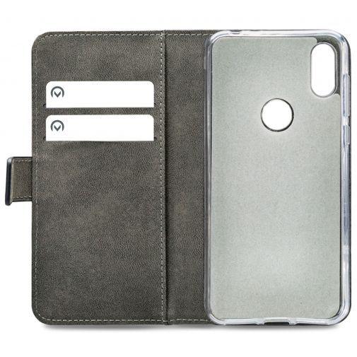 Productafbeelding van de Mobilize Classic Gelly Wallet Book Case Black Motorola One