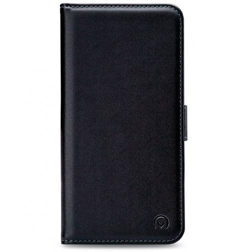 Produktimage des Mobilize Classic Gelly Wallet Book Case Schwarz Motorola One