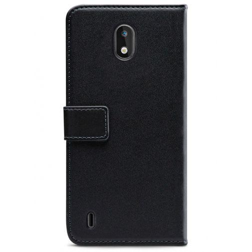 Productafbeelding van de Mobilize Classic Gelly Wallet Book Case Black Nokia 1.3