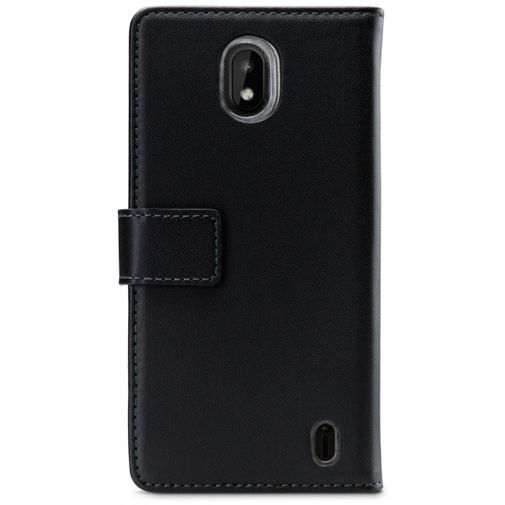 Productafbeelding van de Mobilize Classic Gelly Wallet Book Case Black Nokia 1 Plus
