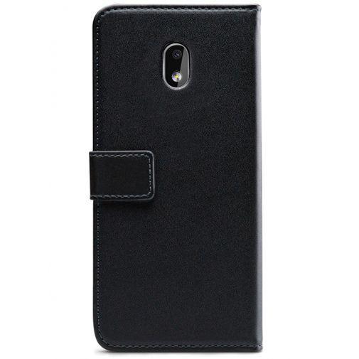 Productafbeelding van de Mobilize Classic Gelly Wallet Book Case Black Nokia 2.2