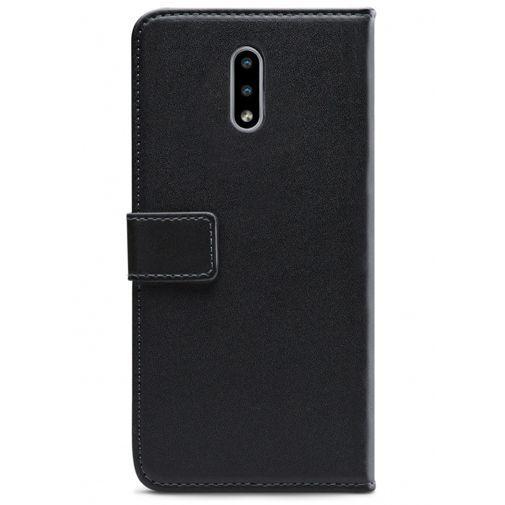 Produktimage des Mobilize Classic Gelly Wallet Book Case Schwarz Nokia 2.3