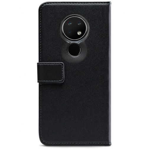 Productafbeelding van de Mobilize Classic Gelly Wallet Book Case Black Nokia 6.2/7.2