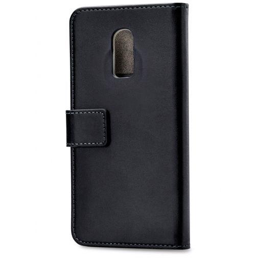 Produktimage des Mobilize Classic Gelly Wallet Book Case Schwarz OnePlus 6T
