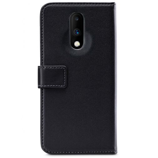 Produktimage des Mobilize Classic Gelly Wallet Book Case Schwarz OnePlus 7