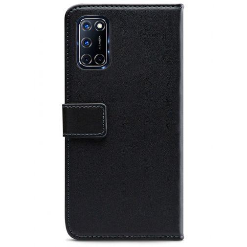 Productafbeelding van de Mobilize Classic Gelly Wallet Book Case Black Oppo A72