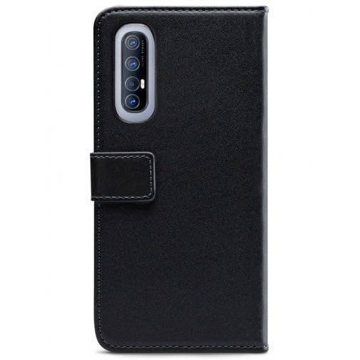 Productafbeelding van de Mobilize Classic Gelly Wallet Book Case Black Oppo Find X2 Neo/Reno 3 Pro 5G