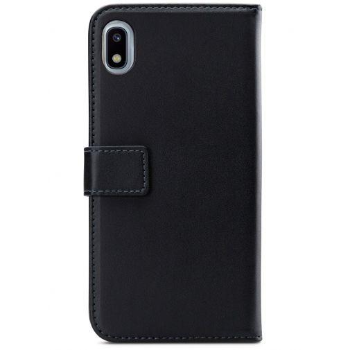 Produktimage des Mobilize Classic Gelly Wallet Book Case Schwarz Samsung Galaxy A10