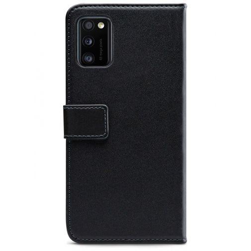 Productafbeelding van de Mobilize Classic Gelly Wallet Book Case Black Samsung Galaxy A41