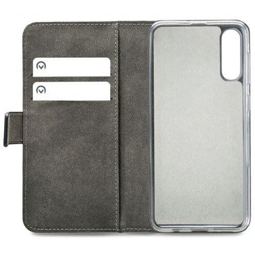 Productafbeelding van de Mobilize Classic Gelly Wallet Book Case Black Samsung Galaxy A30s/A50
