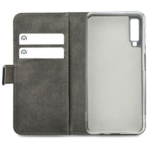 Produktimage des Mobilize Classic Gelly Wallet Book Case Schwarz Samsung Galaxy A7 (2018)