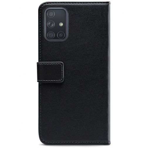 Productafbeelding van de Mobilize Classic Gelly Wallet Book Case Black Samsung Galaxy A71