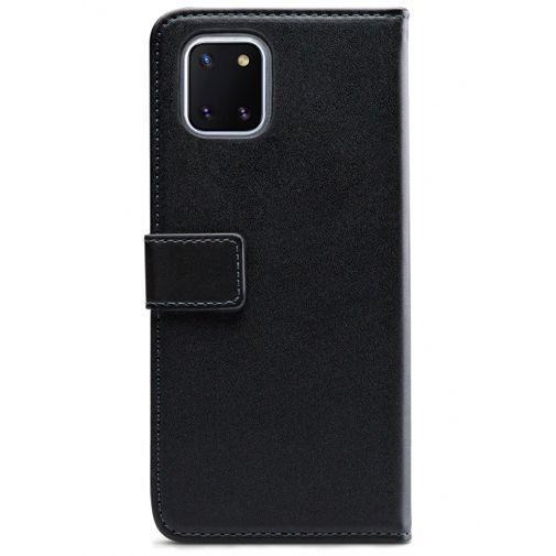Produktimage des Mobilize Classic Gelly Wallet Book Case Schwarz Samsung Galaxy Note 10 Lite