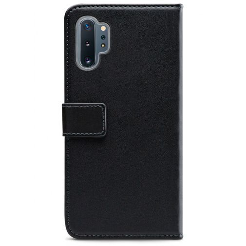 Productafbeelding van de Mobilize Classic Gelly Wallet Book Case Black Samsung Galaxy Note 10+