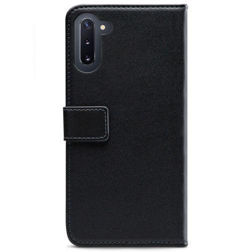 Produktimage des Mobilize Classic Gelly Wallet Book Case Schwarz Samsung Galaxy Note 10