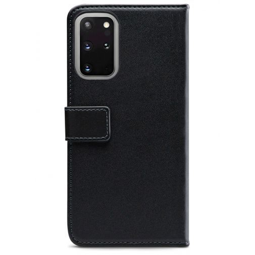 Productafbeelding van de Mobilize Classic Gelly Wallet Book Case Black Samsung Galaxy S20+