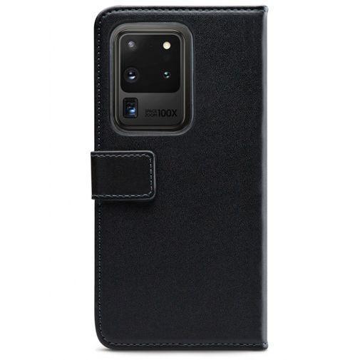 Productafbeelding van de Mobilize Classic Gelly Wallet Book Case Black Samsung Galaxy S20 Ultra