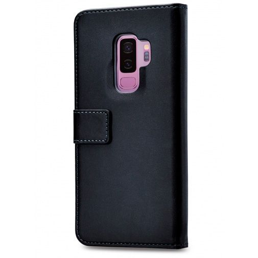 Productafbeelding van de Mobilize Classic Gelly Wallet Book Case Black Samsung Galaxy S9+
