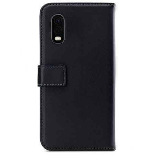 Productafbeelding van de Mobilize Classic Gelly Wallet Book Case Black Samsung Galaxy Xcover Pro